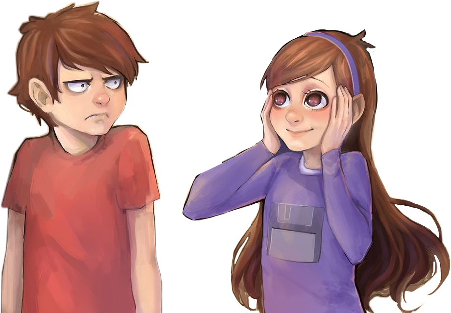 #gravityfalls #dipper #mable #newstyle #dipperpines #mablepines #disney #freetoedit