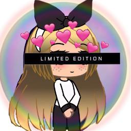 gachaverse cute limited freetoedit