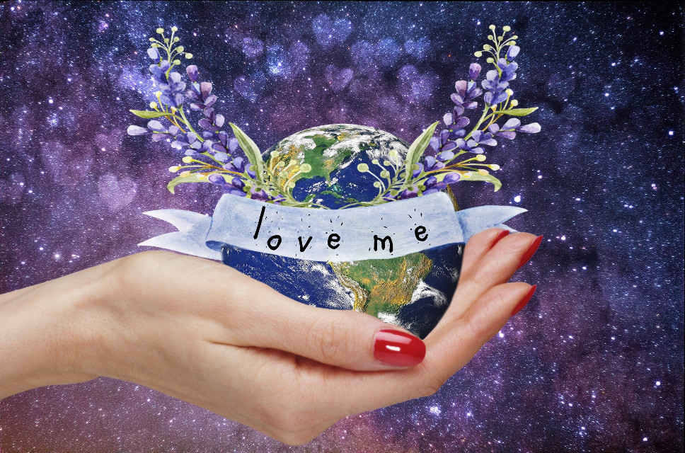 #freetoedit # earth day love #love your planet #love me # precious earth