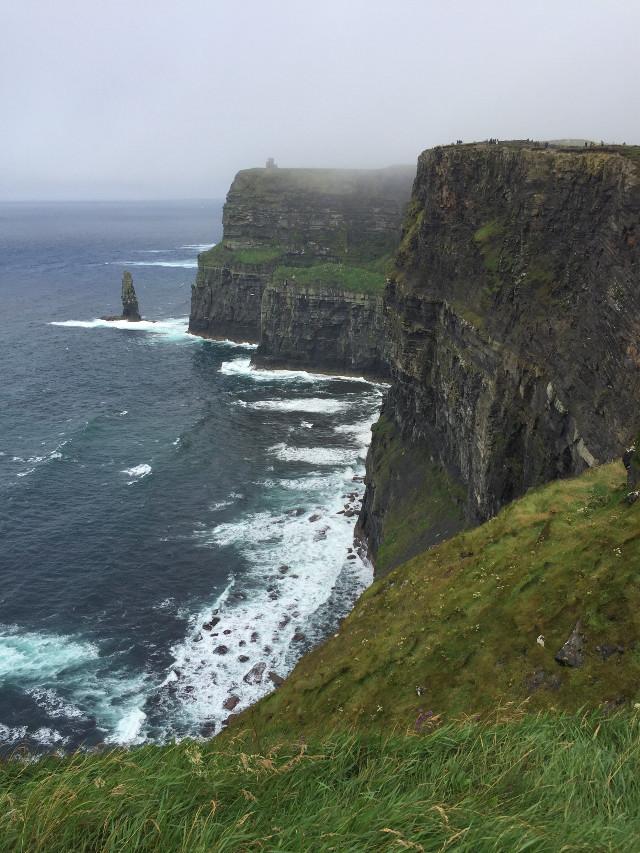 #cliffsofmoher #nature #ireland #coast #sea
