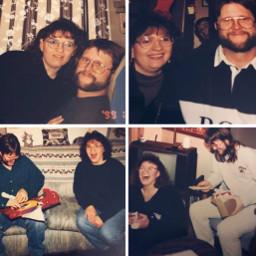 tbtuesday me myhusband 1990