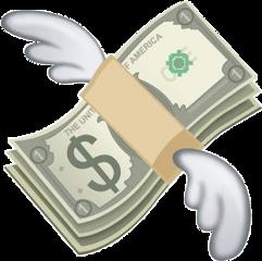 money cash billetes dolares alas stickersfreetoedit freetoedit
