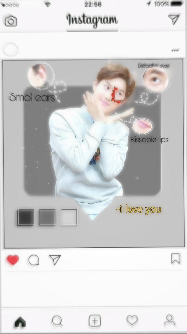 Edit request from @kimjuncottonsuho  Sorry that u had to wait long. If you want a new one, i could remake it!! 💕💕 REQUESTS STILL OPEN!!    Tags~: #suho#exo#request#wallpaper#aesthetic#like#follow# #openrequest