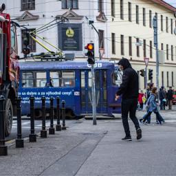 snapshot city bratislava traffic