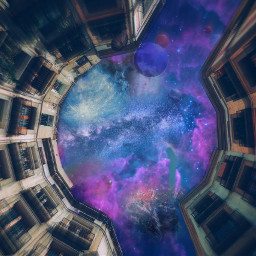 ircawesomearchitecture awesomearchitecture freetoedit galaxy cosmos
