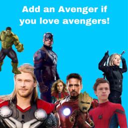 avengers freetoedit
