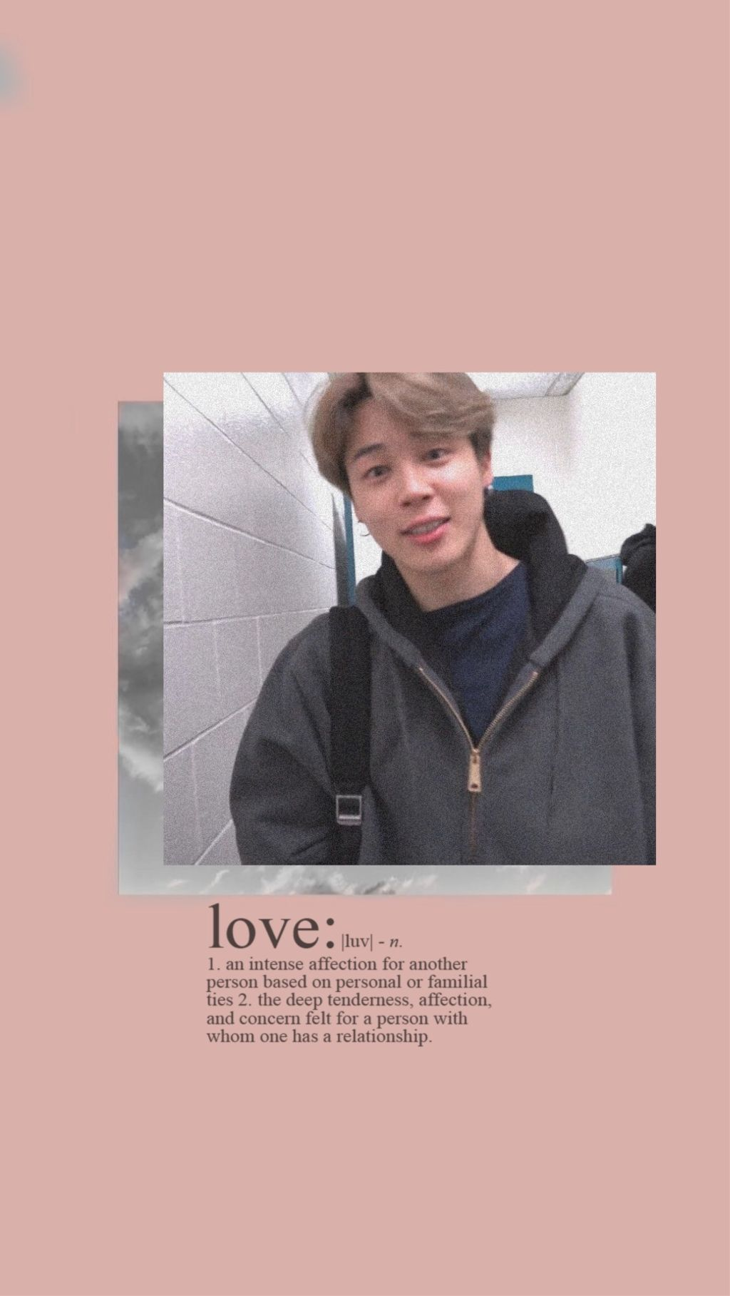 Jimin Wallpaper Iphone Bts Kpop Aesthetic Love Parkjimi