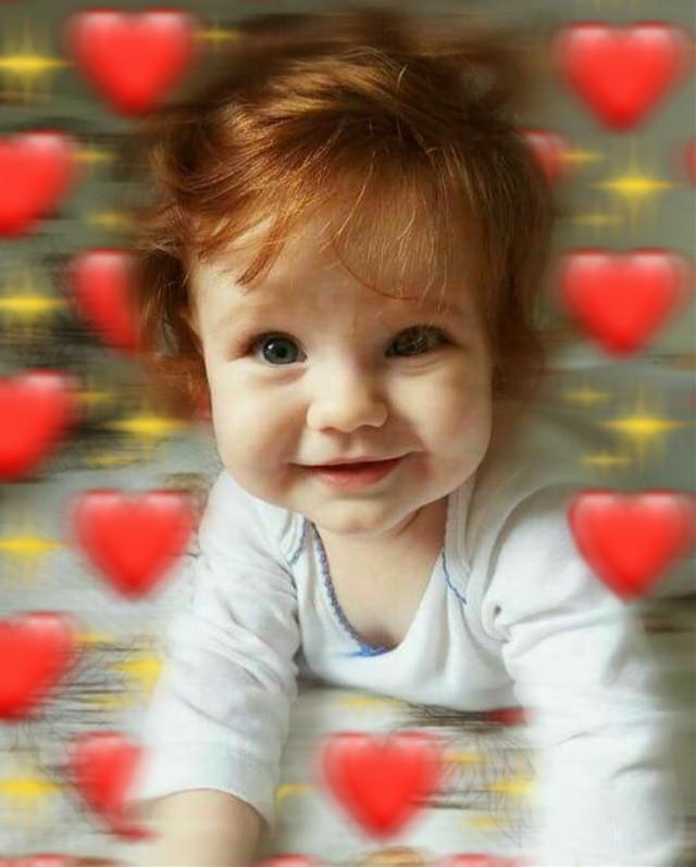 #freetoedit #baby #hearts #meme