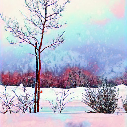 freetoedit vipshoutout winter floramagiceffect darklight