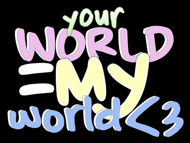 #yourworld #myworld #Text
