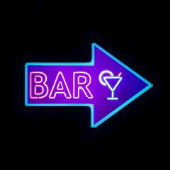 bar sign freetoedit