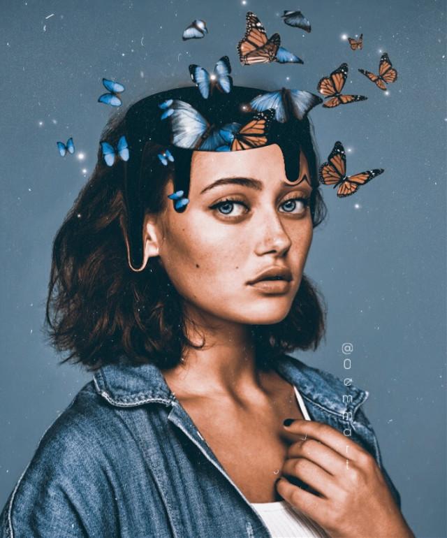 #freetoedit #art #butterflies #butterfly #magic