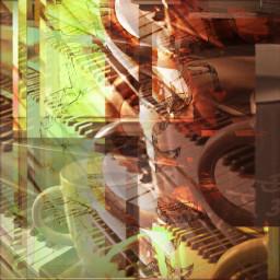 music noise coffee dewey layers