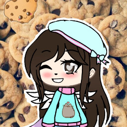 freetoedit nova oc cookie kawaiii