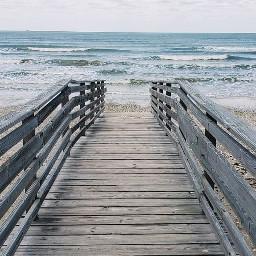 freetoedit notmypic samsungphotography ocean pier