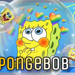 freetoedit spongebob edit fanart dare