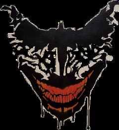 Popular And Trending Joker Makeup Stickers On Picsart