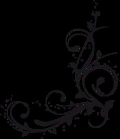 vectors ornament loveornament black freetoedit