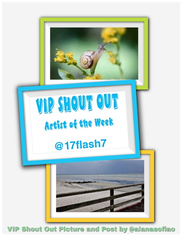 Photo collage made and posted by @alanasofiao to shout out this week's Artist of the week for the gallery of @17flash7   #freetoedit  #nofeature