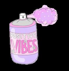 spraycan spray vibes positive positivevibes freetoedit