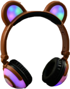 headphones bear cute competition freetoedit sctravelaccessories