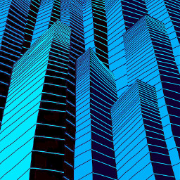 dcbuildings buildings drawing perspective popart freetoedit
