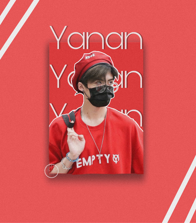 💫 Yanan 💫   Again highly inspired by @cuddly-jeongin hehe Yanan request for @quotebook1 hope you like it!!     💫 Tags 💫 #yanan #pentagon #pentagonkpop #pentagonedit #pentagonyanan #yananpentagon #bts #blackpink #twice #kpop #kpopedit #kpopidol #red #redaesthetic #white #whiteaesthetic #lines #shadow #boy #korea    Sticker owners: