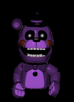 shadowfreddy puppet freetoedit