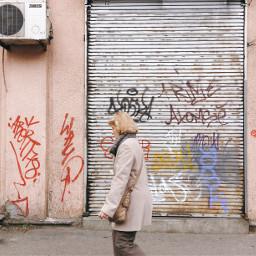 freetoedit street tbilisi streetphotography pink