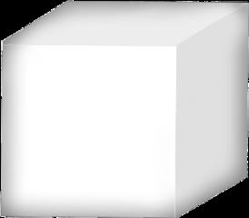 freetoedit ftestickers cube 3d blackandwhite