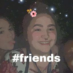 mybabygirl herfriends flowers twinkle grouppic