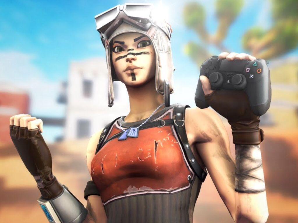 Fortnite Renegade Raider Ps4 Thumbnail Freetoedit
