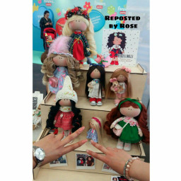freetoedit exhibition toys lovephoto dollcollection