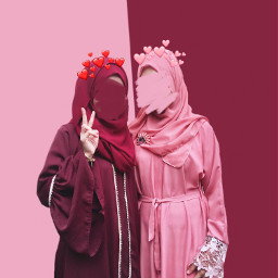 muslimah abaya hijabi muslim hijab freetoedit