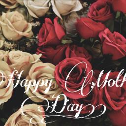 freetoedit mothersday roses cursive