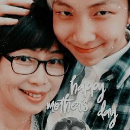 freetoedit mothersday happymothersday bts btsedit