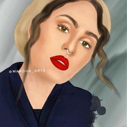 ascia asciaakf sadeem queen makeup