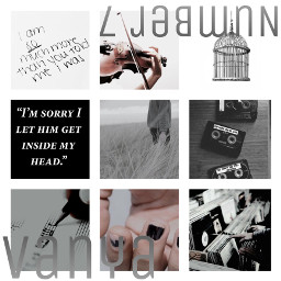 vanyahargreeves number7 theumbrellaacademy thewhiteviolin