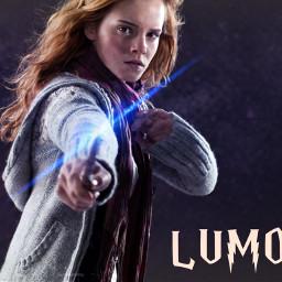 bing lumos lumosmaxima spells hermionegranger