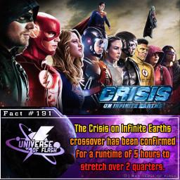 crisisoninfiniteearths arrowverse dccomics thecw arrow