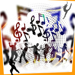 freetoedit remixes music musicnotes dance