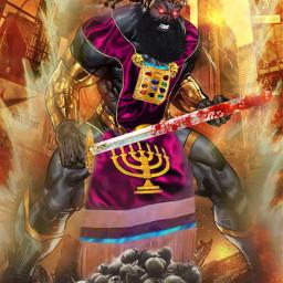 yahawah yahawashi spiritualpower greatmillstone myedit