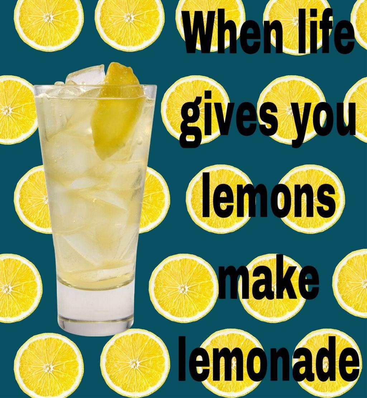 #Lemon #lemonade #quotes #citrus #remix  #freetoedit