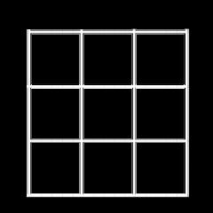 bingo raster template freetoedit
