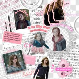 hermione granger hermionegranger hermioneweasley weasley freetoedit