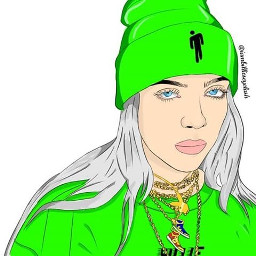 billie eilish billieeilish eilishclub blohsh freetoedit