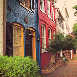 tiny house historic oldtown alexandria freetoedit