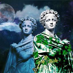 ircstatueofremix statueofremix freetoedit roman weathered