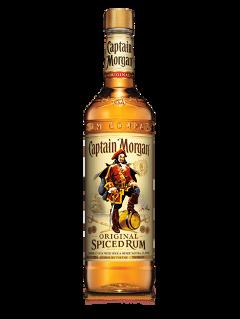 captainmorgan liquor rum 21 birthday