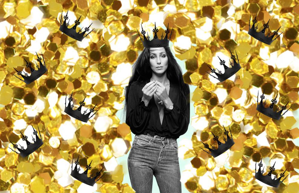#freetoedit #Cher #cherilynsarkisyan #remixit